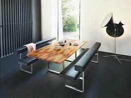 lederbank esszimmer esszimmermöbel modern mit bank rheumri