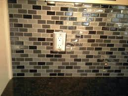 colorful glass tile backsplash blue tiles grout color for gray glass tile choosing grout color glass