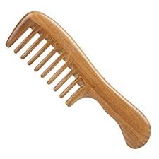 hair combs breezelike sandalwood hair comb no static wooden
