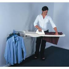 Iron Table Ls Ironing Board Wall Mounted Ironing Center By Lifestyle