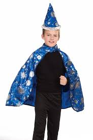 halloween costumes at amazon amazon com forum novelties lil wizard cape and hat child u0027s