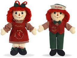 raggedy ann u0026 andy love is timeless christmas holiday 2016 dolls