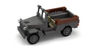 ww2 german jeep lego wwii wc 52 truck instructions youtube