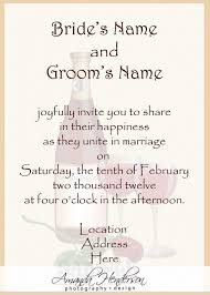 how to write wedding invitations how to write wedding invitations