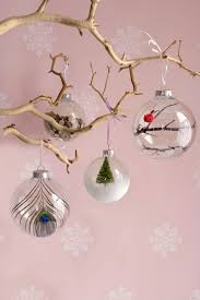 christmas homemade christmas ornaments diy crafts with tree