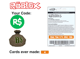 Robux Gift Card Codes - roblox card generator simulator on scratch