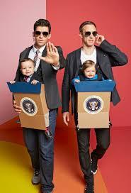 baby presidential debate team costume instructions parents