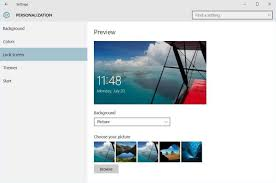 Login How To Change The Login Screen Background On Windows 10 Windows