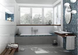 kieselsteine im bad badezimmer mefiterran kieselsteine mosaik home design und möbel