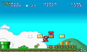 mario for android mario forever flash for android free at apk here store