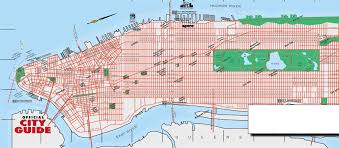 map of manhattan map of nyc manhattan ambear me