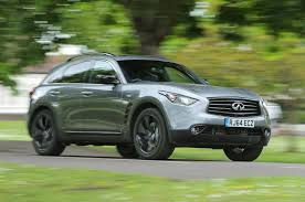 infinity car back infiniti qx70 review 2017 autocar