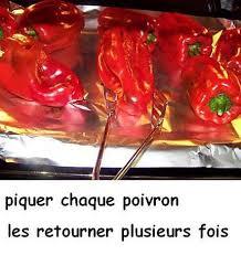 comment cuisiner les poivrons rouges recette de poivrons rouges grillés à congeler