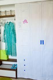 cool fabric closet doors