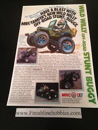 tamiya willys jeep radio control buggy and truck posters