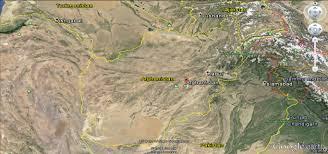 Hindu Kush Map Afghanistan War Map 3d Earth Map