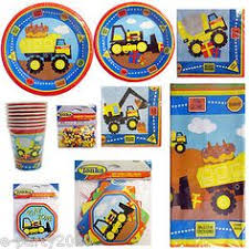 construction party supplies construction birthday party ideas small tractors measure