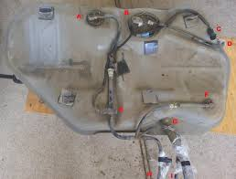 2004 taurus fuel tank component identification taurus car club