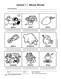 l blend worksheets free worksheets library download and print