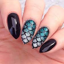 top 10 mermaid nails you have to have u2013 wild fae