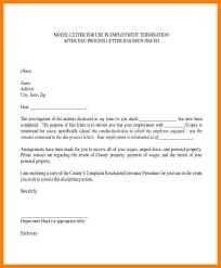 job termination letter lukex co