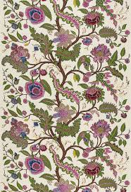 sinhala linen print mlb for schumacher floral fabrics dering