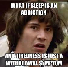 Meme Sleep - here we are with a couple of sleep memes for all the night owls out