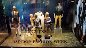 Store Window Design Guess Retail Shop Window Display Youtube
