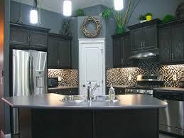 kitchen black cabinets black kitchen cabinets with grey walls kutskokitchen