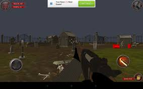 zombie games killer 3d android apps on google play