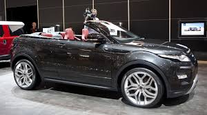 land rover evoque 2016 2016 range rover evoque convertible cabriolet comes with a