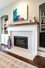 fireplace renovation before after makeovers pictures modern