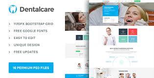 dental care health u0026 medical psd template by bcweb themes
