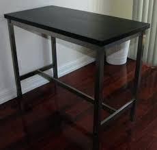 Utby Bar Table Ikea Utby Bar Table Furniture Stainless Steel Table Ikea Utby Bar
