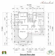 architects house plans house plan best of kerala nadumuttam house plans kerala house plans