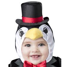 penguin costume halloween baby baby clothing precious penguin halloween costume walmart com