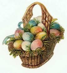 vintage easter baskets history of easter baskets american civil war forums