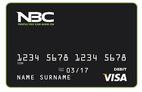 Visa Business Card Nbc Oklahoma Business Cards From Nbc Oklahoma
