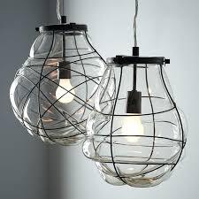 hand blown glass light globes hand blown glass lighting willazosienka com