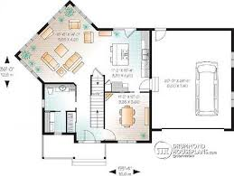 open house plans with photos house plan w2747 v1 detail from drummondhouseplans