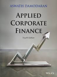applied corporate finance 4th edition 2015 by aswath damodaran