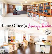 my home office to sewing studio remodel is finished u2014 sewcanshe