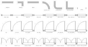 Interior Design Floor Plan Symbols by How To Use House Design Software How To Use House Plan Software