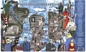 Gta World Map Fakten Zu Gta U2013 Seite 3 U2013 Unicorn Storm