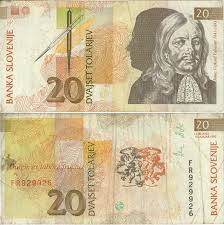 Tolar by Physicists On Banknotes Jacob Bourjaily