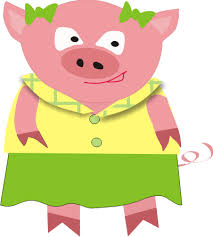 pigs clipart 2128817