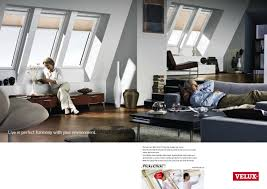 velux roof windows advertising the union