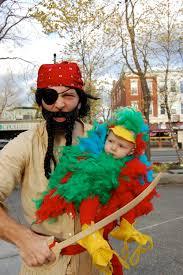 diy halloween costume pirate u0026 his parrot haunted halloween