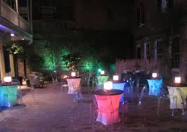 french quarter courtyard events at the swamp on bourbon the