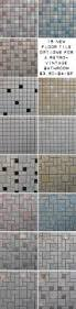 five places to find colorful mosaic floor tile 1960s style retro mosaic flooring